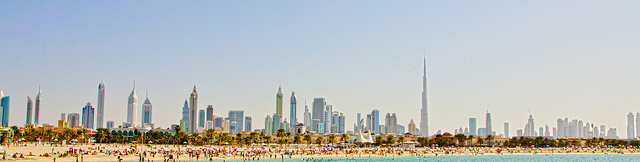 climate and weather in Dubai