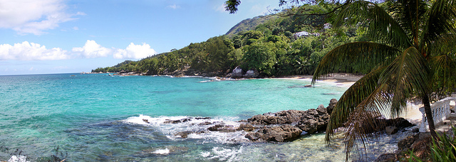 climate and weather in the Seychelles
